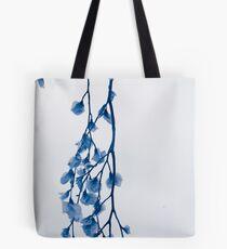 Floral Dress Tote Bag