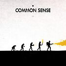 99 Steps of Progress - Common sense by maentis