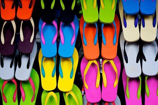 Flip Flops by fernblacker