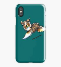 Red Merle Australian Shepherd Let's Play iPhone Case
