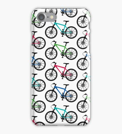 Mountain Bike multi  3G  4G  4s iPhone case iPhone Case/Skin