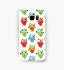 Owl Fun 3G  4G  4s case Samsung Galaxy Case/Skin