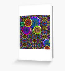 """""""Atlas CERN Collisions on High-Multiplicity pPb""""© Greeting Card"""