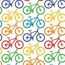 Ride a Bike Marin  3G  4G  4s iPhone case   by Andi Bird
