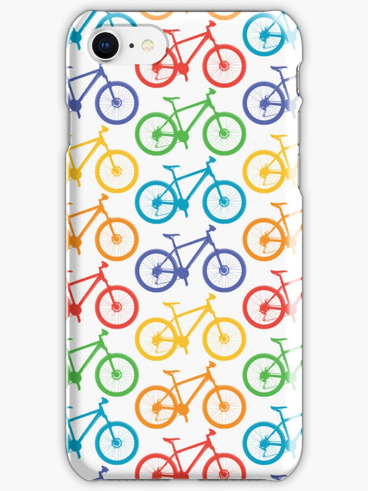Ride a Bike Marin  3G  4G  4s iPhone case   by Andi Bird