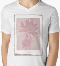 Negative Bloom Men's V-Neck T-Shirt