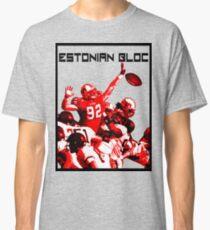 Margus Hunt - Estonian Bloc Classic T-Shirt