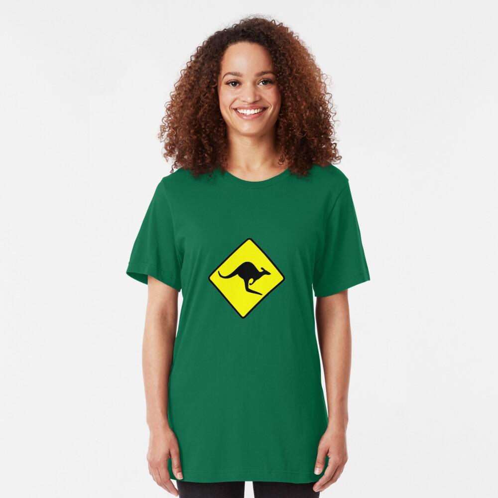 Kangaroo Slim Fit T-Shirt