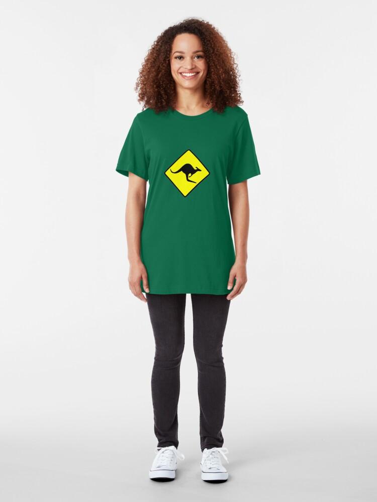 Alternate view of Kangaroo Slim Fit T-Shirt