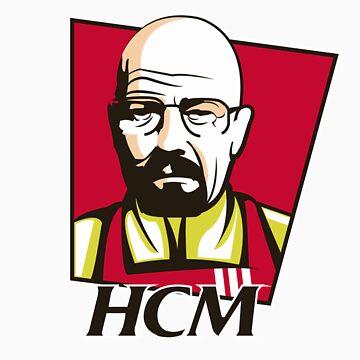 Heisenberg Cooked Methamphetamine by mimidrago