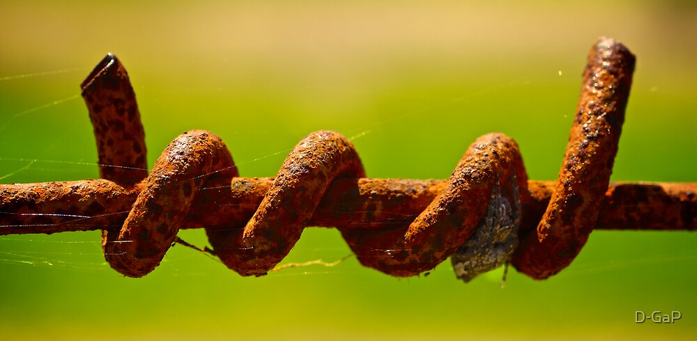 Rusted by D-GaP