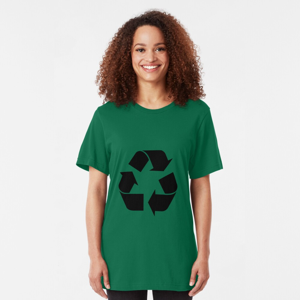 Recycle Slim Fit T-Shirt