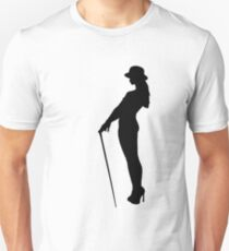 Attitude - black Unisex T-Shirt