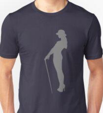 Attitude - grey Unisex T-Shirt