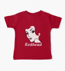 Miss Redhead (text) [iPad / Phone cases / Prints / Clothing / Decor] Kids Clothes