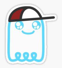 Gulliver in a hat Sticker