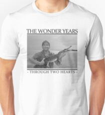 The Wonder Years 'Through Two Hearts' T-Shirt