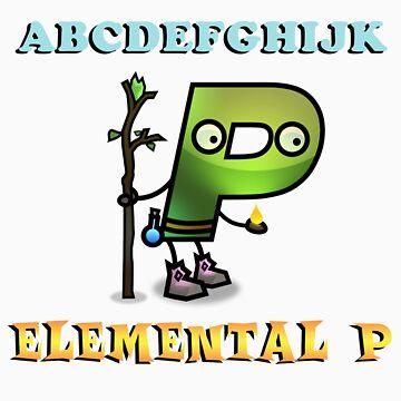 Elemental P by Wetasaurus