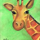 Giraffe by BellaHamblin