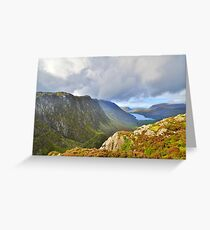 The Lake District: Haystacks Greeting Card
