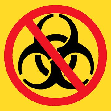 Bio-hazard Outbreak Elimination by ZeroAlphaActual