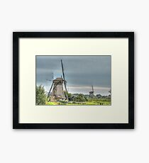 Dutch !! Framed Print