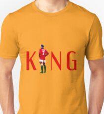 Eric Cantona: The King Unisex T-Shirt
