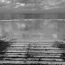 Reflections in the sand by StephenRB