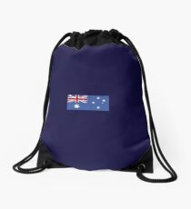 Australie Drawstring Bag