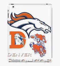 Broncos Rick iPad Case/Skin