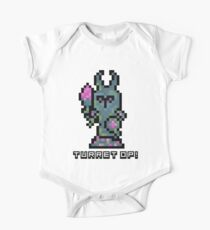 Pixel Tower Kids Clothes