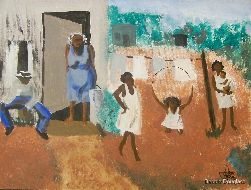 Humble Beginnings by Debbie Douglass
