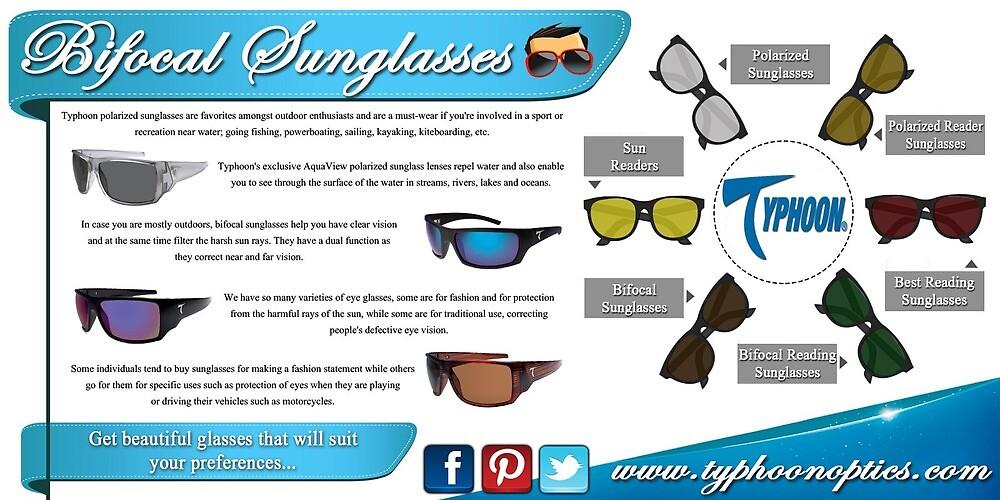 Bifocal Sunglasses by bestfishing