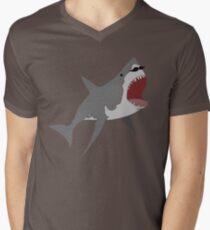 stache shark T-Shirt