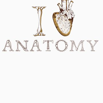 I heart anatomy by neilss1