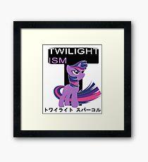 Twilightism MLP: FiM Framed Print
