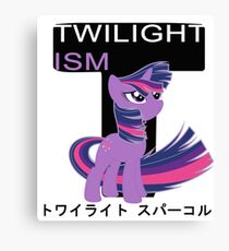 Twilightism MLP: FiM Canvas Print