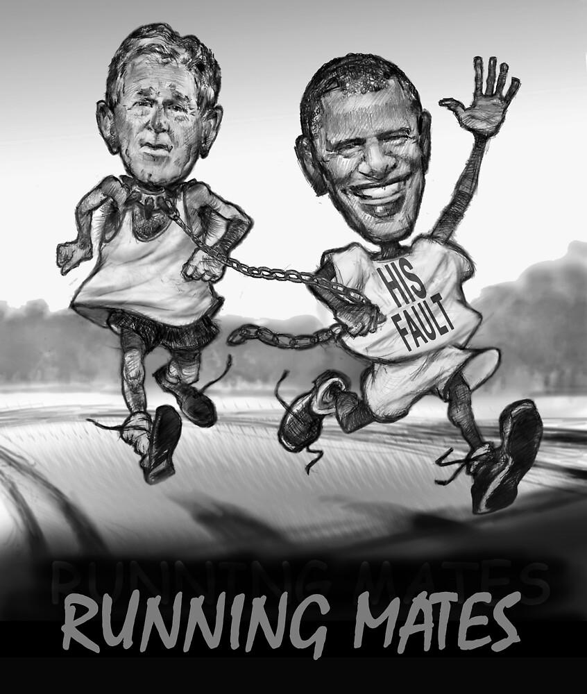 RUNNING MATES by martinpolitical