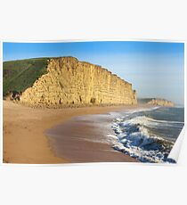 West Bay Dorset  Broadchurch - 1 Poster