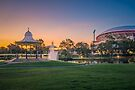 Adelaide Sunset II by Raymond Warren