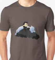 Jon and Ghost Unisex T-Shirt
