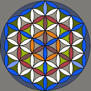 Flower of Life by soulexperience