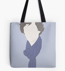 Sherlock in a few words Tote Bag