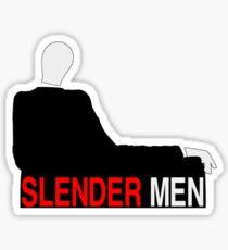 Slender Men Sticker