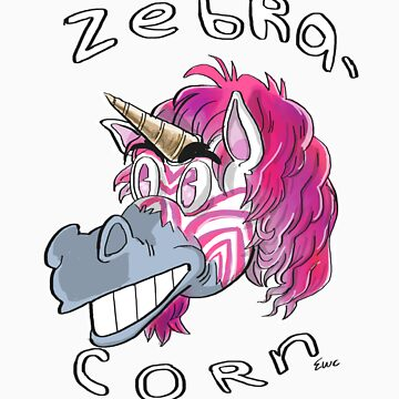 It's the Zebra-corn! by Zebra-corn