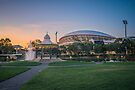 Torrens Sunset by Raymond Warren