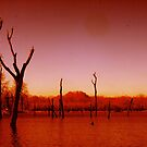Moon Lake by soulexperience