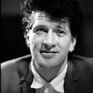 Herman Brood in 1983 by Esmé Lammers