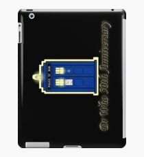 Dr Who 50th Anniversary iPad Case/Skin