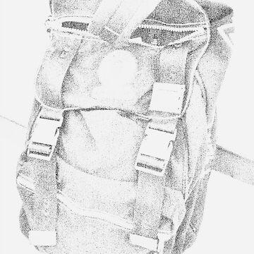 backpack by Marmellino